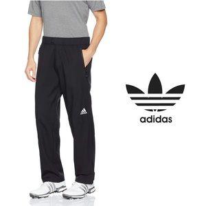 NWOT Adidas ClimaProof Rain Pants in Black